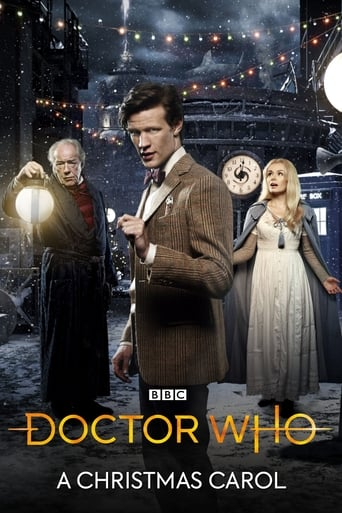 Poster of Doctor Who: A Christmas Carol