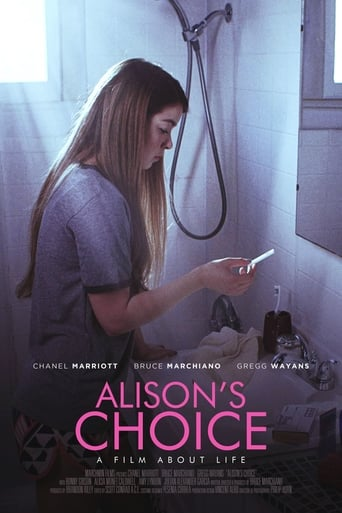 Poster of Alison's Choice