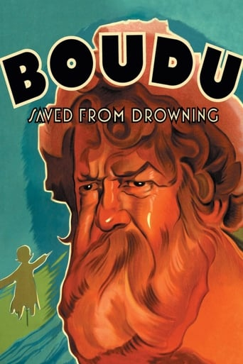 Poster of Boudu Saved from Drowning