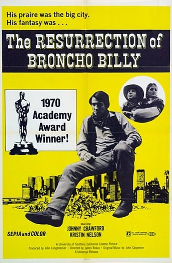 Poster of The Resurrection of Broncho Billy