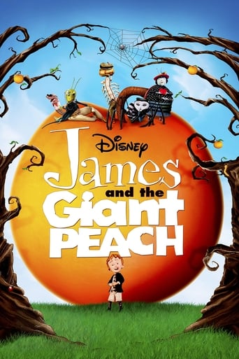 Poster of James and the Giant Peach
