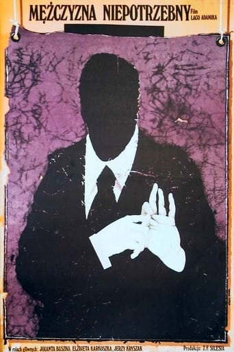 Poster of Mężczyzna niepotrzebny!
