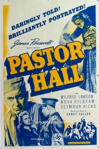 Poster of Pastor Hall