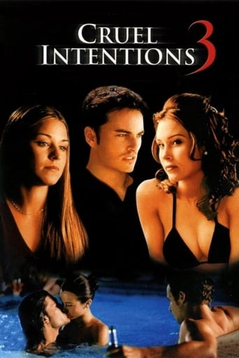 Poster of Cruel Intentions 3