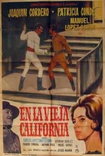 Poster of En la vieja California