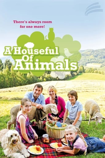 Poster of A Houseful of Animals