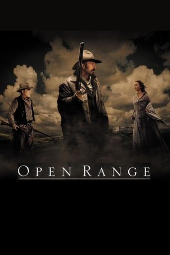 Poster of Open Range