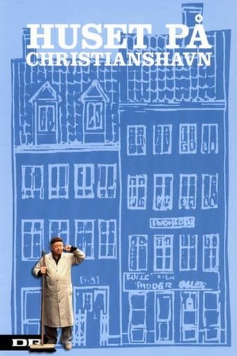 Poster of The House at Christianshavn