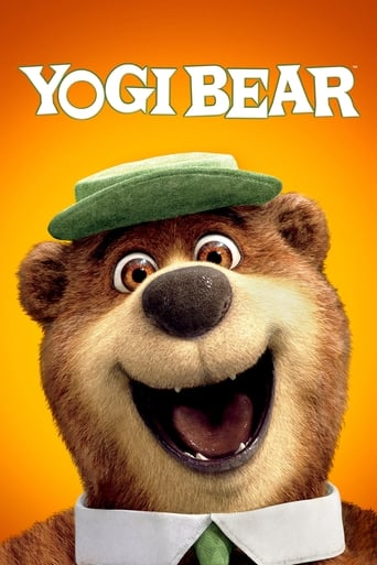 Poster of Yogi Bear