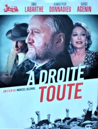 Poster of A Droite Toute