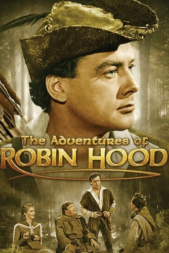 Poster of The Adventures of Robin Hood