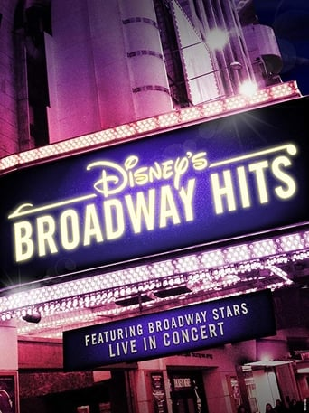 Poster of Disney's Broadway Hits at Royal Albert Hall