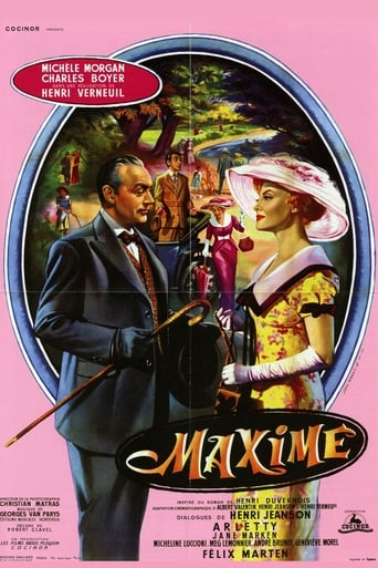 Poster of Maxime