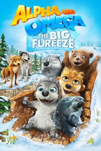 Poster of Alpha and Omega: The Big Fureeze