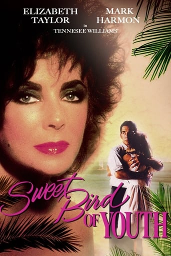 Poster of Sweet Bird of Youth