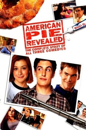 Poster of American Pie Revealed: The Complete Story of All Three Comedies