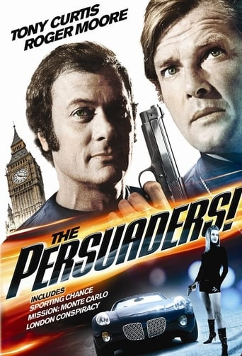 Poster of The Persuaders!