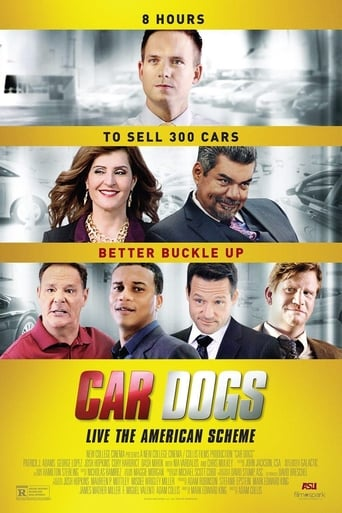 Poster of Car Dogs