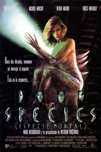 Poster of Species (Especie mortal)