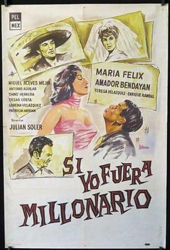 Poster of Si yo fuera millonario