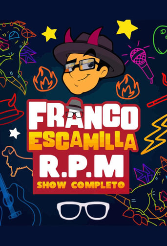 Poster of Franco Escamilla: RPM