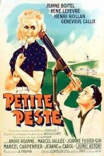 Poster of Petite peste