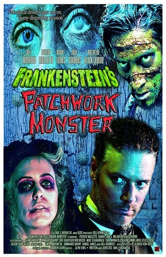 Frankenstein's Patchwork Monster poster