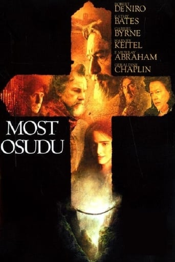 Poster of Most osudu