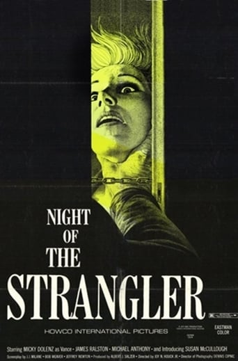 Poster of Night of the Strangler
