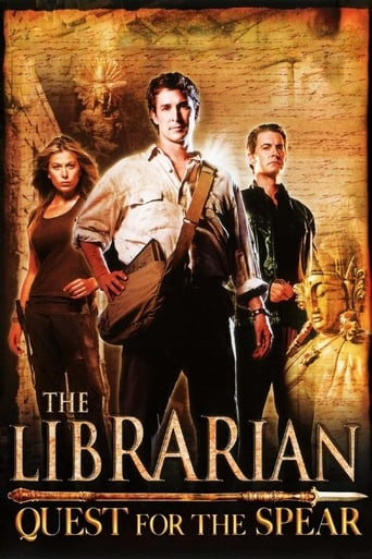 Poster of The Librarian: Quest for the Spear