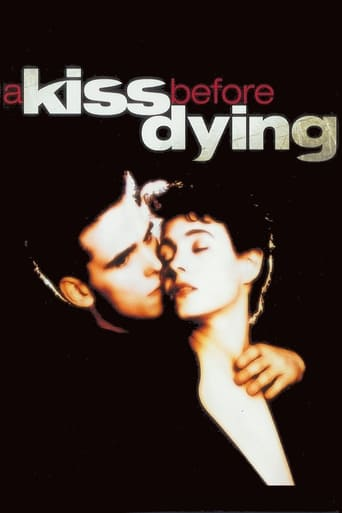 Poster of A Kiss Before Dying