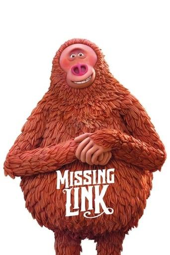 Missing Link poster