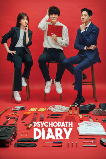 Poster of Psychopath Diary