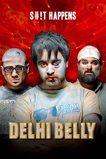Poster of Delhi Belly