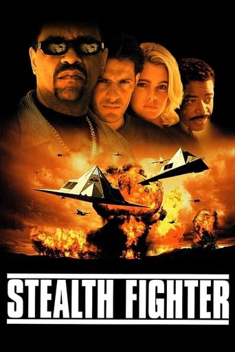 Poster of Stealth Fighter