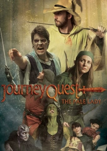 Poster of JourneyQuest 3: The Pale Lady