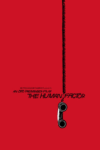 Poster of The Human Factor