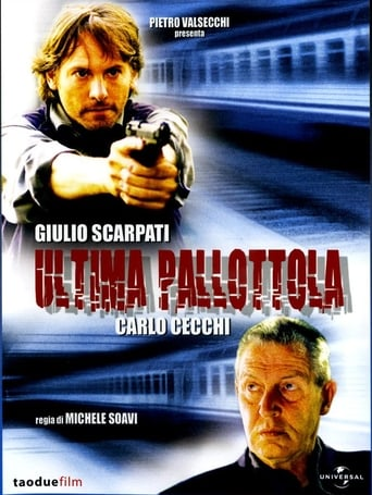 Poster of L'ultima Pallottola