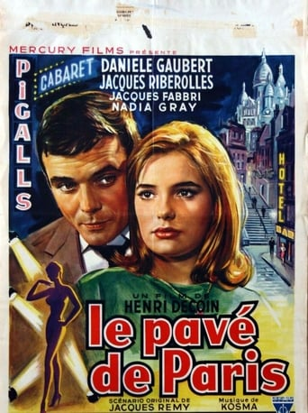 Poster of The Pavements of Paris