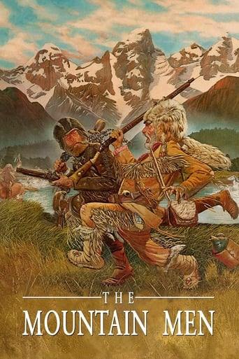 Poster of The Mountain Men