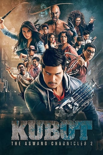 Poster of Kubot: The Aswang Chronicles 2