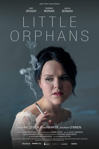 Poster of Little Orphans