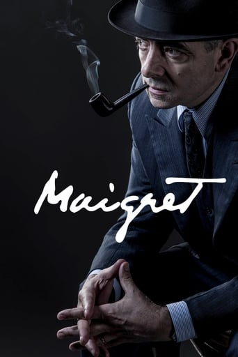 Poster of Maigret