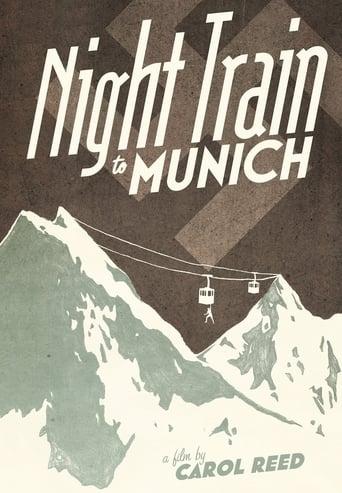 Éjszakai vonat Münchenbe