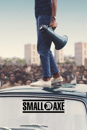 Poster of Small Axe
