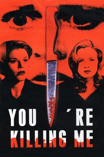 Poster of You're Killing Me...