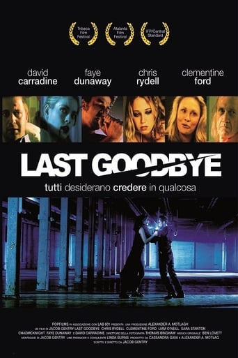 Poster of Last Goodbye