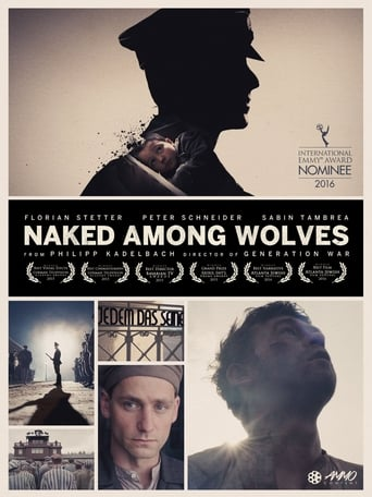 Poster of Naked Among Wolves