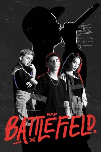 Poster of Rap Battlefield