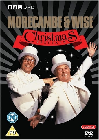 Poster of Morecambe & Wise: Christmas Specials